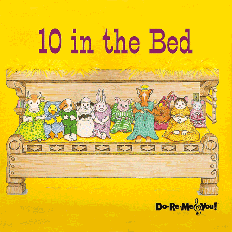 10 in the Bed