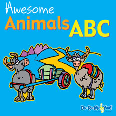 Awesome Animals ABC