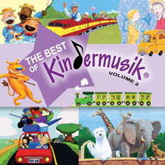 The Best of Kindermusik: Volume 2