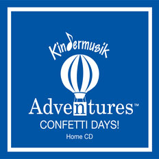 Adventures Confetti Days Home Album