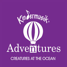 Adventures Creatures at the Ocean Home Album
