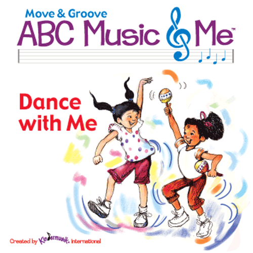 Move & Groove Home Album Dance with Me