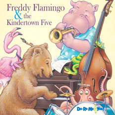 Freddy Flamingo & the Kindertown Five