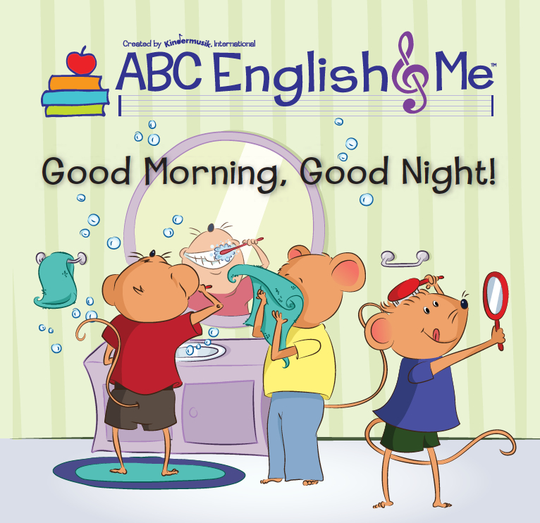 English & Me Home Album Good Morning, Good Night!