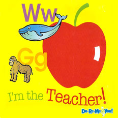 I'm the Teacher!