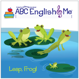 English & Me Home Album Leap, Frog!