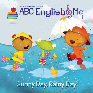 English & Me Home Album Sunny Day, Rainy Day