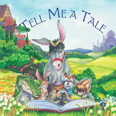 Adventures Tell Me a Tale Home Album
