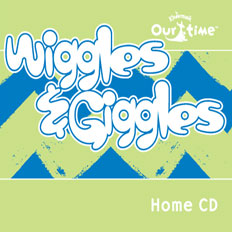 Our Time Wiggles & Giggles Home Album: Volume 2 | Kindermusik