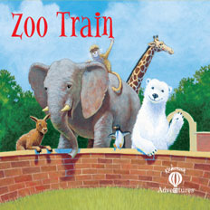 Adventures Zoo Train Home Album