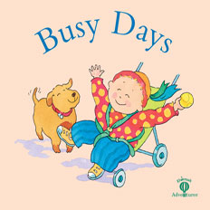 Adventures Busy Days Home Album