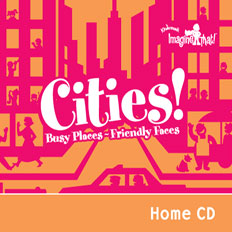Imagine That! Cities! Vol. 1