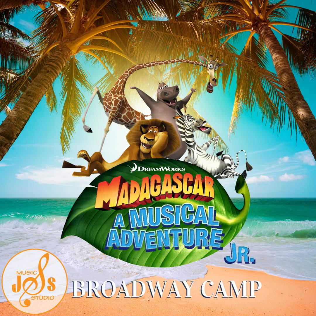 Madagascar Broadway Jr.