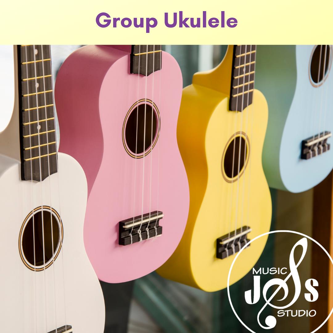 Group Ukulele