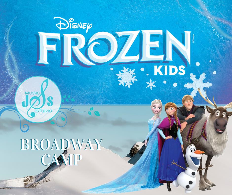 Frozen Broadway Kids