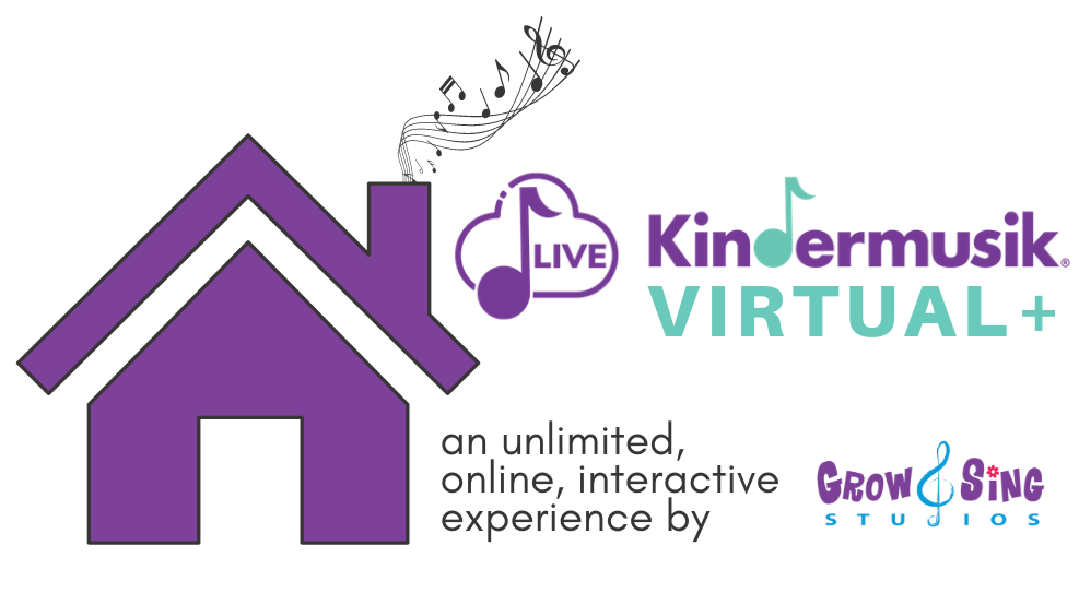 Kindermusik Virtual+ Unlimited Trial Week