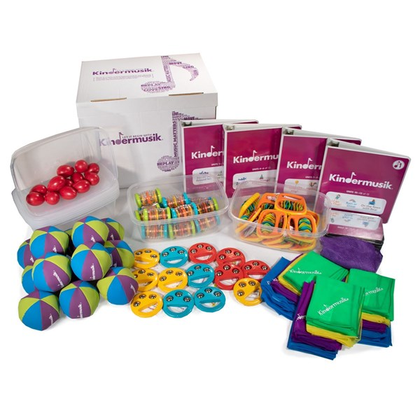 Level 1 12-month Classroom Starter Kit (12-24 mos; up to 12 students)