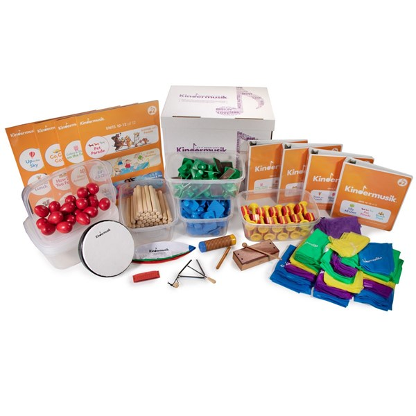 Level 2 12-month Starter Classroom Kit (24-36 mos; up to 20 students)