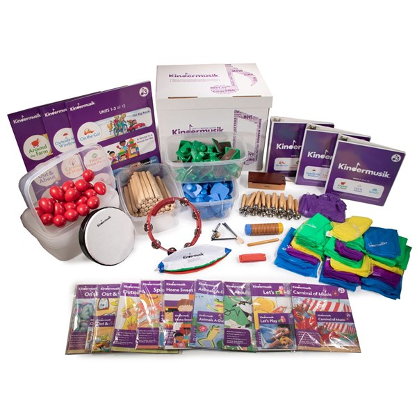 Level 3 9-month Standard Classroom Kit (ages 3-5; up to 20 students)